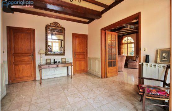 VENDU BLAGNAC Maison T7 de 270 m² + sous sol de 225 m² sur terrain de 1250 m²