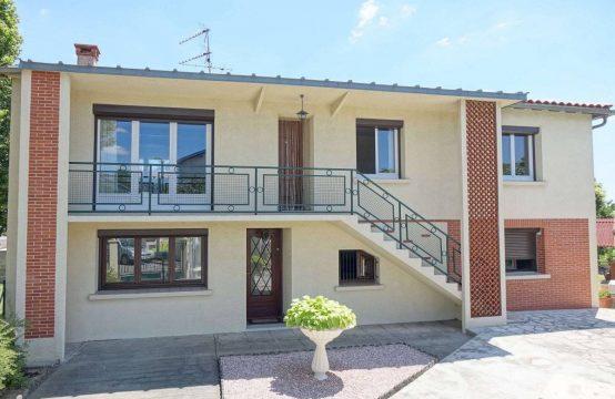 VENDU BLAGNAC Servanty Maison T6 de 170 m² et garage