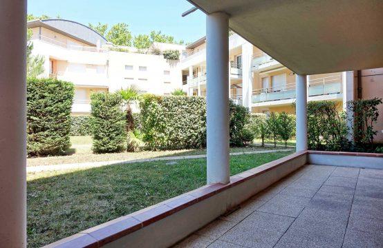 VENDU COLOMIERS hypercentre T4 de 85 m² avec garage et parking