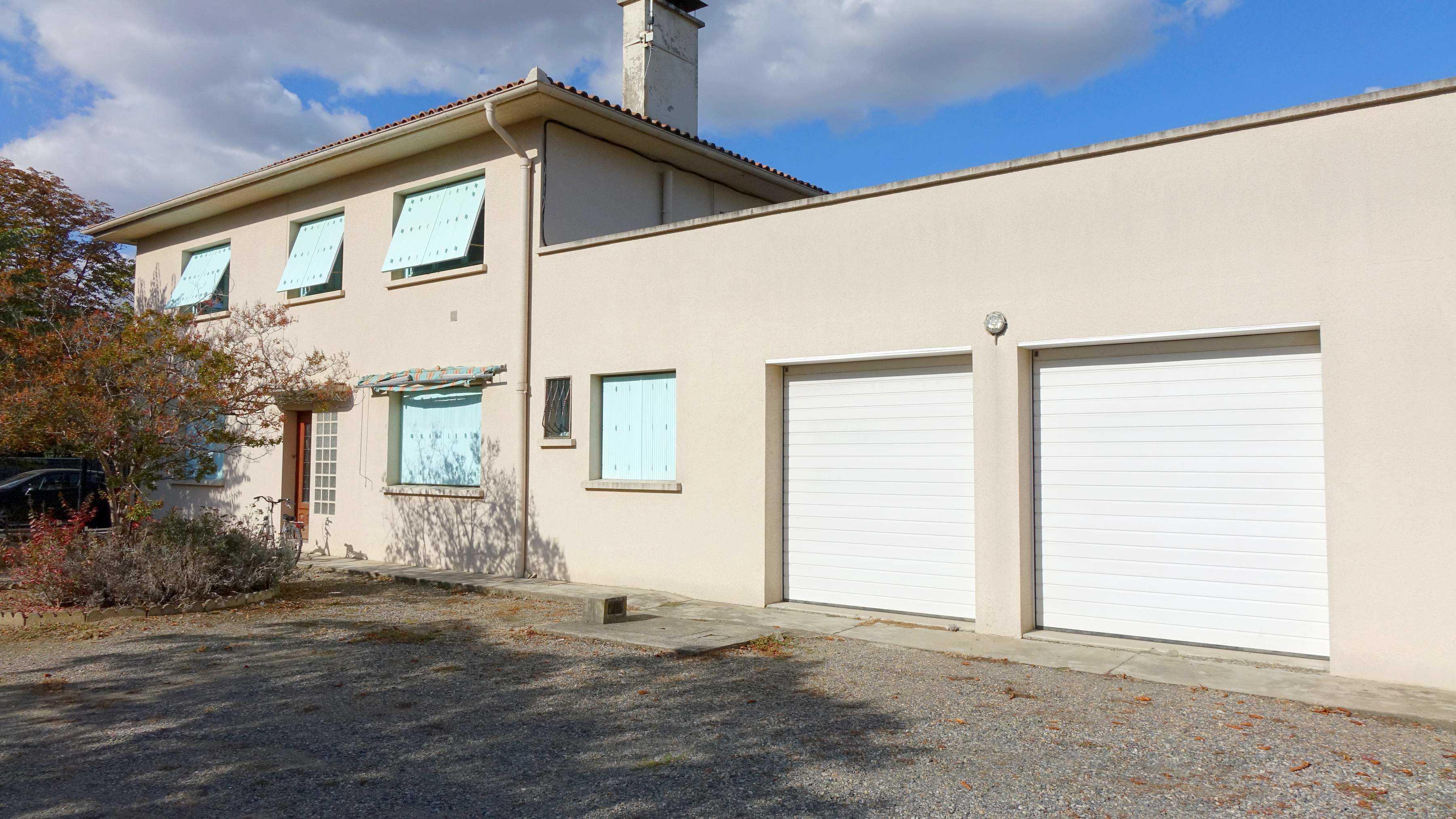 Achat vente beauzelle centre maison immeuble agence for Achat vente maison