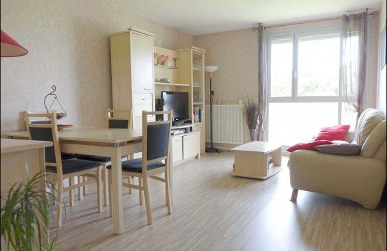 VENTE BLAGNAC Centre T3 de 66 m² avec balcon et grande cave
