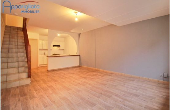 SOLD BLAGNAC Hypercentre Townhouse T3 of 67 m ² and Terrace 9 m ²