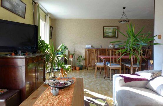 VENDU BLAGNAC Maison T4 plain-pied avec garage et jardin au calme
