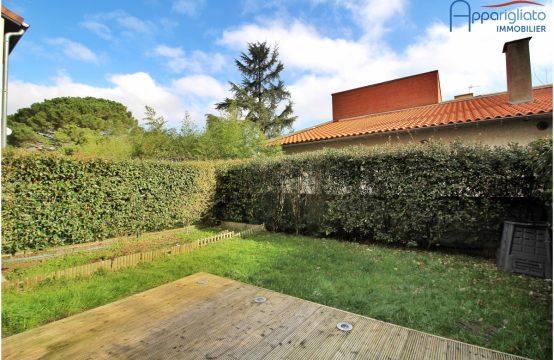 VENTE BEAUZELLE Maison T4 avec garage et jardin