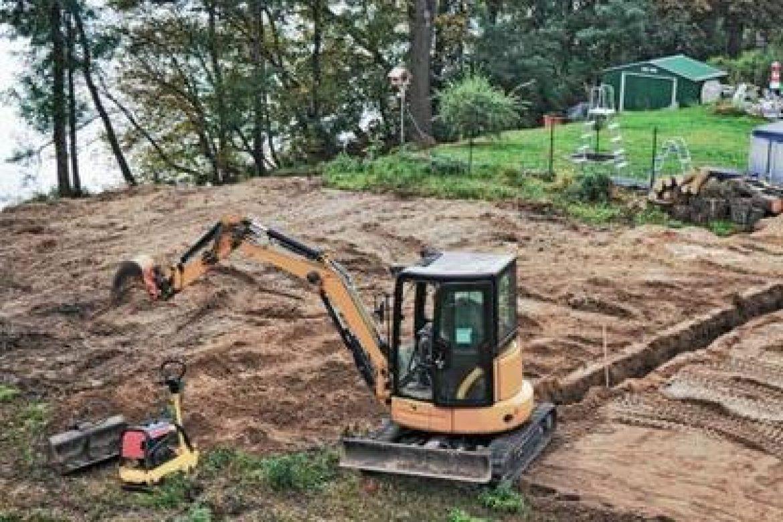 Combien a co te de viabiliser un terrain pour construire une maison agen - Combien coute pour construire une maison ...