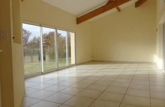 LOUÉ! TOURNEFEUILLE Maison T4 contemporaine 145 m² sur 1500 m² au calme absolu