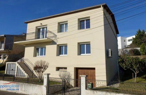 LOUÉ! BLAGNAC Servanty Maison T6 de 158 m² Garage & Annexes de 80 m²
