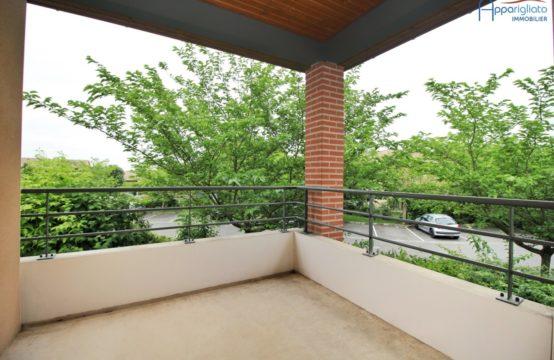 VENTE MERVILLE T3 en dernier étage Balcon 2 Parkings