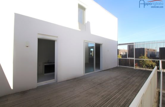 VENTE BEAUZELLE T4 Duplex, Terrasse 45 m², Garage &#038&#x3B; Parking