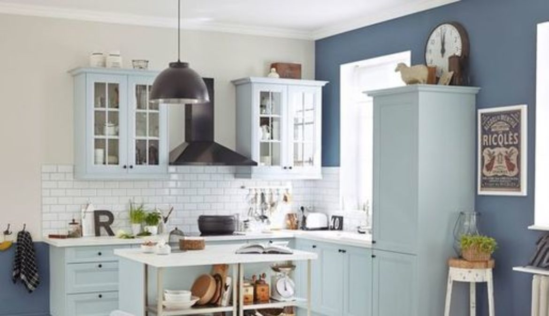 Cuisine aménagée conseil : plan de travail, rangement ...