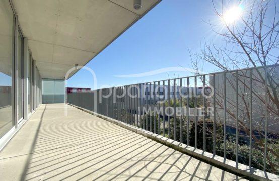 VENDU! BLAGNAC T4 de 96 m² + Terrasse 30 m² + 2 Parkings sous sol