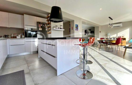 VENDU! BLAGNAC Tramway Servanty Maison individuelle T5 de 186 m² sur parcelle de 450 m²