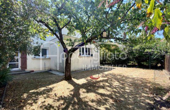 VENTE TOULOUSE Quartier Route de Seysses Croix de Pierre Maison T6 / T7 de 135 m² avec Garage indépendant sur 355 m²