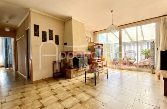 VENTE BEAUZELLE Maison T5 Plain-pied au calme absolu sur 420 m² piscinable