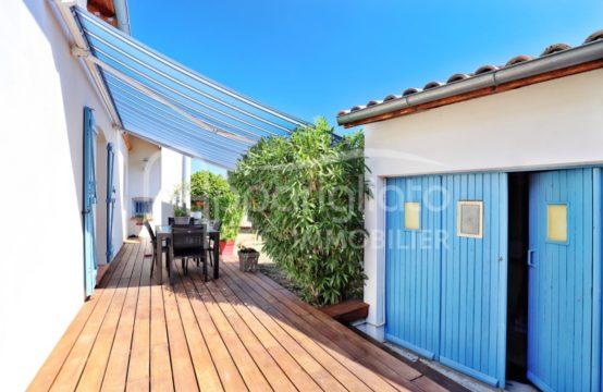 SOUS COMPROMIS! AUSSONNE Maison individuelle T6 avec Garage indépendant sur 1000 m² avec Piscine hors sol