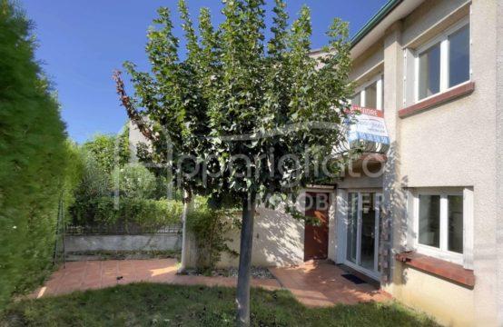EXCLUSIVITÉ VENTE BLAGNAC Les Prés Bord de Garonne Maison de 121 m² avec Jardin au Calme Absolu